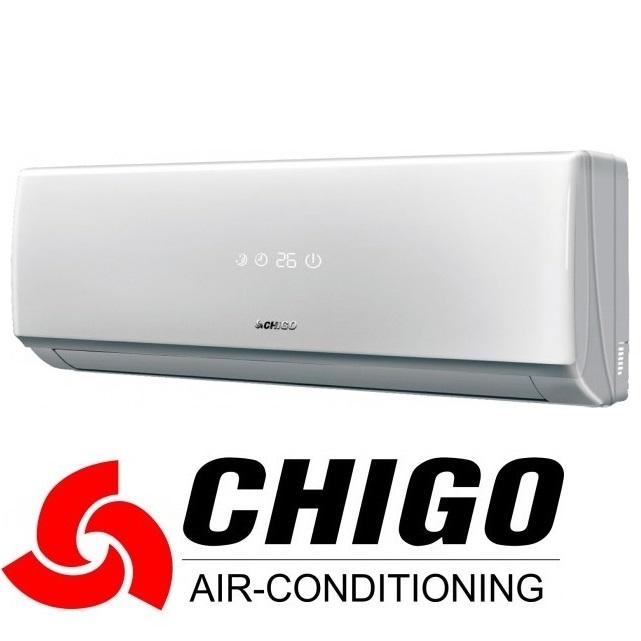 Сплит-система CHIGO CS-70V3A-W147 - CU-70V3A-W147 серия 147 Inverter со склада в Краснодаре, для площади до 70м2