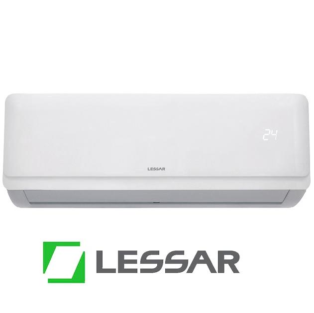 Сплит-система Lessar LS-HE24KLA2A-LU-HE24KLA2A серия Inverto со склада в Краснодаре, для площади до 70м2