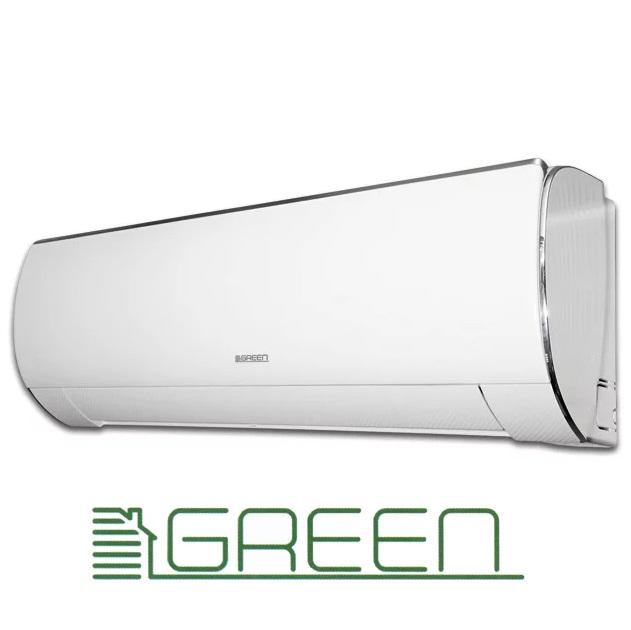 Настенный кондиционер Green GRI GRO-30 серия HH2, со склада в Краснодаре, для площади до 75м2