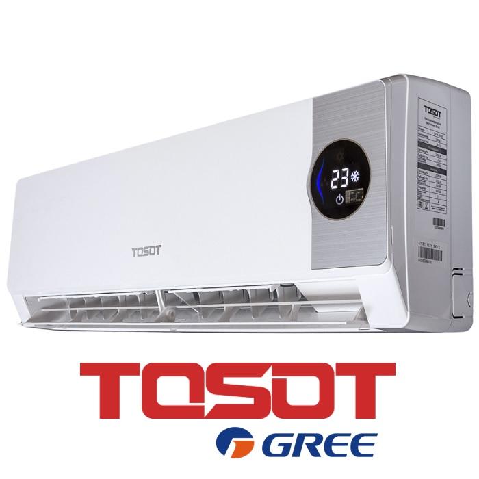 Сплит-система Tosot T24H-SN-I - T24H-SN-O серия Natal со склада в Краснодаре, для площади до 61м2