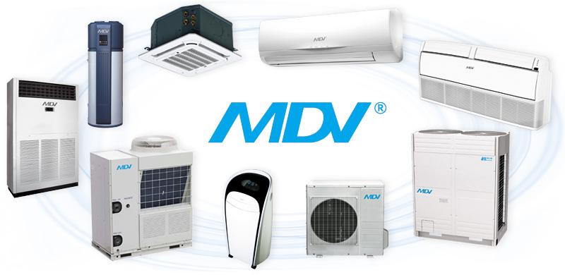 Сплит-система MDV в Краснодаре